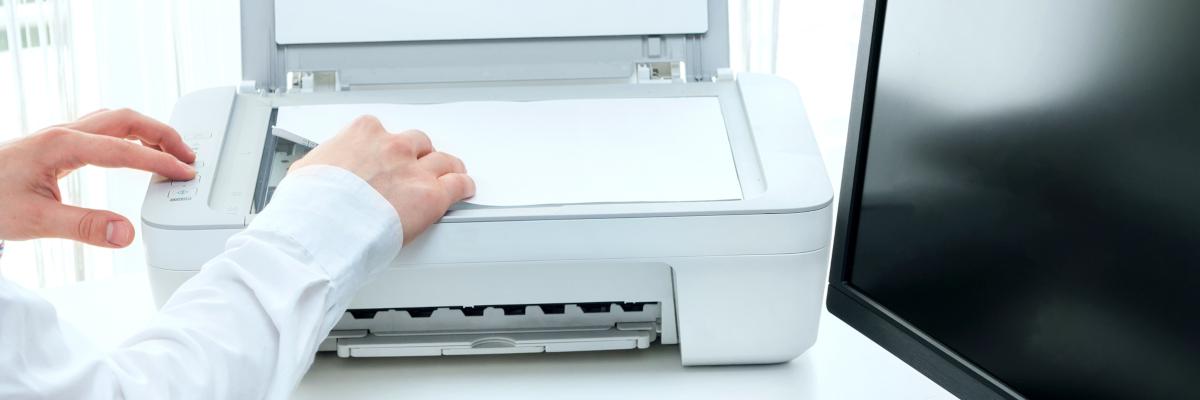 Сканер документов